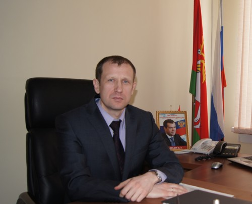 The head of Rostov municipal district Vladimir Mikhailovich Goncharov